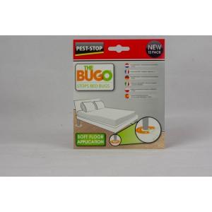 The bugo - παγίδα κοριών μίας χρήσης για για λείες επιφάνειες 12 τεμ.