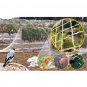Πλέγμα προστασίας κατά των πτηνών 4μ x 10 μ.