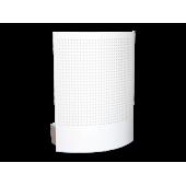Ηλεκτρική εντομοπαγίδα επιτοίχια ή επιταπέζια, για ΜΥΓΕΣ, ΚΟΥΝΟΥΠΙΑ κ.α - 35 τ.μ.  - Λευκό χρώμα
