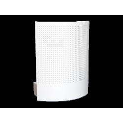 Инсектицидна лампа Сънбърст - бял - срещу летящи насекоми (мухи, комари и др.) до 35 кв.м.