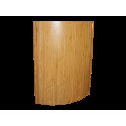 Инсектицидна лампа Сънбърст  - бамбук, с леплива плоскост за летящи насекоми (мухи, комари и др.) до 35 кв.м.