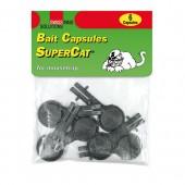 Ανταλλακτικό δόλωμα 6 τεμ. για παγίδα SUPER CAT για ποντίκια