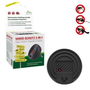 VARIO-SCHUTZ Gardigo 3in1 κατά  των ποντικών , τρωλτικών, κατσαρίδων