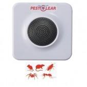 """Ηλεκτρονική συσκευή υπερήχων""""SLIMLINE 1000"""" (ηλεκτρονική γάτα) για τρωκτικά και έρποντα έντομα για 93 τετραγωνικά μέτρα περίπου - 1 δωμάτιο"""