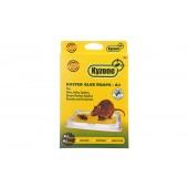 Κολλητικές 4 τεμ. επιφάνειες G1 (για κουτί ΜΠΕΤΑ και τούνελ ΑΛΦΑ) για ποντίκια