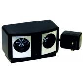Hλεκτρονική υπερηχητική συσκευή Ράους για ποντίκια, αρουραίους και τυφλοπόντικες με περίμετρο έως 400 τ.μ.