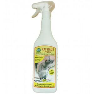 Rettil Ράους σπρέι κατά των ποντικιών και αρουραίων - 750 ml.