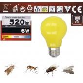 Λαμπτήρας αόρατος για μύγες, κουνούπια και άλλα ιπτάμενα έντομα