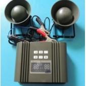 Ηχητική ηλεκτρονική συσκευή (απωθητικό πουλιών) για επιφάνεια 33 στρεμμάτων