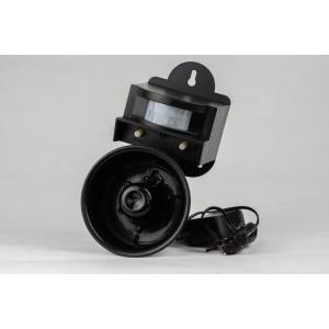Ηχητική  συσκευή με αισθητήρα για απώθηση επιβλαβών πτηνών 4στρέμ.