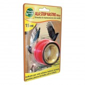 Ala Stop  Nastro Miny 15x2.5 Κόκκινη  κορδέλα απώθησης πτηνών