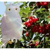 Ala Stop ολογραφικός ΜΠΟΥΦΟΣ απώθησης πτηνών με κουδουνάκι μεγέθους 20 x 40 εκ.